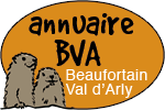 Annuaire Beaufortain Val d'Arly