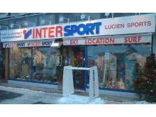 Intersport Arêches Beaufort Magasin de sport, location de skis ARECHES Info Renseignements Beaufortain Val Arly Activité Commerce annuaire location